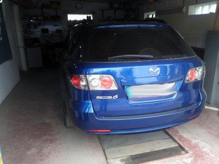 Mazda 6 MZR 2,0MT 2006