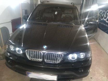 BMW X5 E53 4,4AT